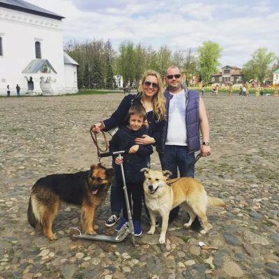 Собака из приюта Жужа нашла дом Бирюлево